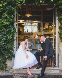 wedding venus in rome