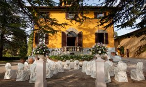 tuscany villas for weddings - de medici family