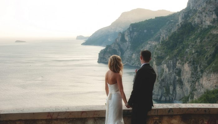 The best locations to getting married in Italy