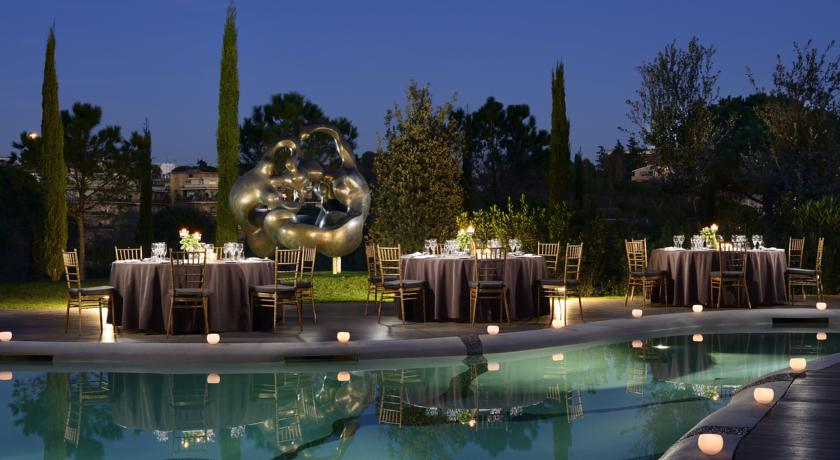 Wedding venues in Rome 3