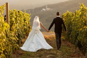 Getting married in Italy - Italian style wedding