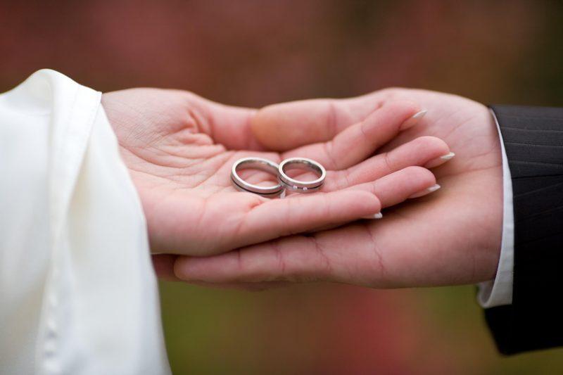 marriage symbols - rings
