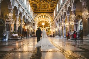 Getting married in Rome - Catholic wedding