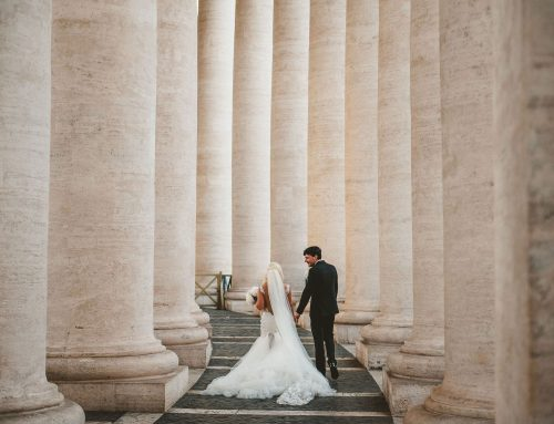 Getting married in Rome: a catholic marriage that is a dream come true
