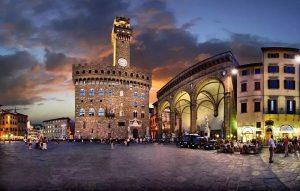 sposarsi a Firenze - Piazza della Signoria e Palazzo Vecchio