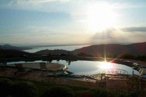 Wedding venue near Trasimeno Lake in Umbria - intimate italian weddings