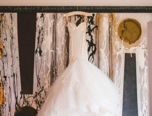 """Cosa c'è """"sotto"""" il vestito da sposa?"""